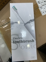 Used Electrical tooth brush white with batter in Dubai, UAE
