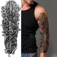Used Temporary Cool Tattoo  in Dubai, UAE