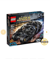 Used LEGO Batman The Tumbler - 76023   in Dubai, UAE