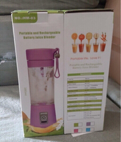 Used Amazing 6blade Portable Blender  in Dubai, UAE