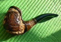 Used Tobacco smoking Pipe natural Wood in Dubai, UAE