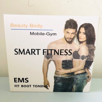 Used Smart fitness beauty body mobile gym in Dubai, UAE