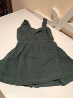 Used Baby girl dress size 80 cm / 1 year  in Dubai, UAE