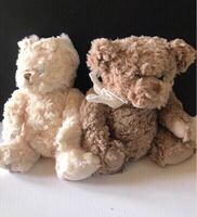 Used Bukowski soft toys 🧸 2 pieces (new) in Dubai, UAE