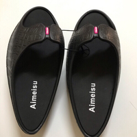 Used Amazing slimming shoes black M in Dubai, UAE