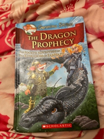 Used The dragon's prophecy Geronimo Stilton  in Dubai, UAE