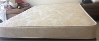 Used Mattress.  160 x 200, height 20 cm.  in Dubai, UAE