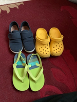 Used Boys crocs in Dubai, UAE