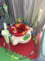 Used Jumperoo fisher price in Dubai, UAE
