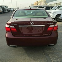 Used Lexus 460,  2008model from USA. in Dubai, UAE