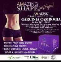 Used Garcinia Cambogia Slimming Grape juice in Dubai, UAE