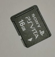 Used Sony PS Vita 16 GB Memory Sticks Card in Dubai, UAE