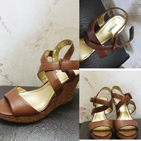 Used Branded sandal/size37 in Dubai, UAE