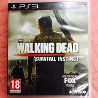 Ps3 3 CD Walking Dead