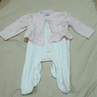 Used 3_6 Overall Baby Girl  in Dubai, UAE