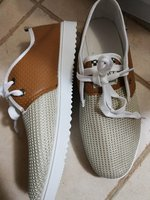 Used Men casual shoes size 41 in Dubai, UAE