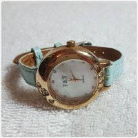 Used Brand new F&Y blue watch for lady in Dubai, UAE