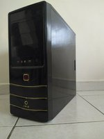 Used Case + 400watt power supply for sale in Dubai, UAE