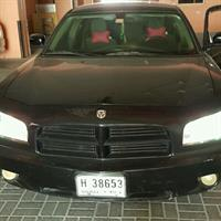 Used Dodge Charger With Special Head Lights And Rear Lights in Dubai, UAE