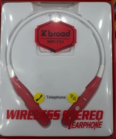 Used wireless earphone + extra bass headset in Dubai, UAE