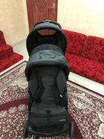 Used Baby stroller branded not used in Dubai, UAE