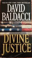 Used Divine Justice by David Baldacci in Dubai, UAE