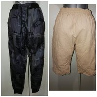 Used Active pants army style + free short in Dubai, UAE
