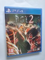 Used A.o.t2 Attack on titan 2 ps4 in Dubai, UAE