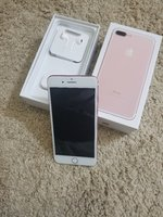 Used I.Phone 7 Plus 32GB RoseGold with Box in Dubai, UAE