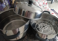Used Stainless steel pot in Dubai, UAE