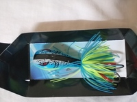 Used Fishing lures hook+heel cushion+silicone in Dubai, UAE