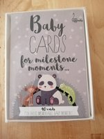 Used Baby milestone cards in Dubai, UAE