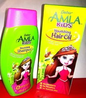 Used Dabur Amla Kids Shampoo & Nourishing Oil in Dubai, UAE