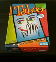 New Taboo Game