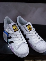 Used Rainbow Adidas sneakers sizes 36 to 45 in Dubai, UAE