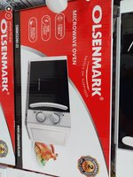 Used Olsenmark microwave in Dubai, UAE