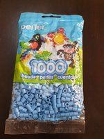Used Perler beads blue in Dubai, UAE