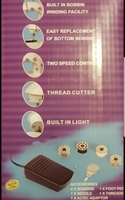 As seen on tv mini sewing machine new