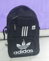 Used Adidas backpack black color new in Dubai, UAE