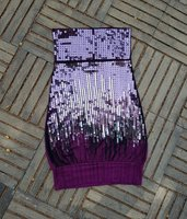 SequinStretchable party dress size Small