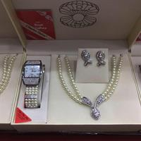 Charles Delon Jewelry And Watch Set