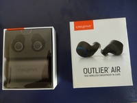 Used Creative Outlier Air + Bluedio N2 in Dubai, UAE