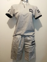 Used Cute grey tshirt and short set in Dubai, UAE