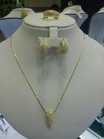 Used Italian silver 925 Pendent set in Dubai, UAE