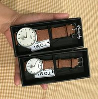 Used Original TOMI Couple Watches ~ SW73BW in Dubai, UAE