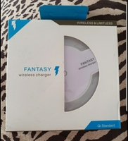 Used Wireless charger new in box still in Dubai, UAE