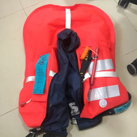 Used Secumar inflatable life jacket  in Dubai, UAE