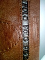 Used Original Leather(skin) Wallet -Brown in Dubai, UAE