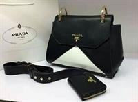 Prada Bag With Wallet High Quality New Collection