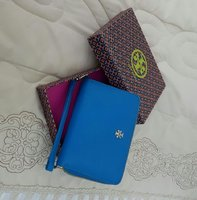 Authentic Tory Burch Wallet New!